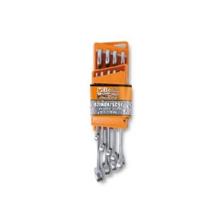 Beta 42INOX/SC9 Set Of 9 Combination Wrenches